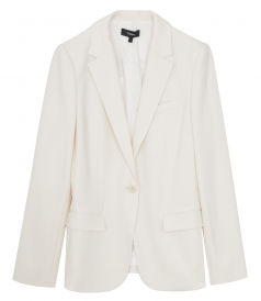 CLOTHES - STAPLE BLAZER IN CREPE
