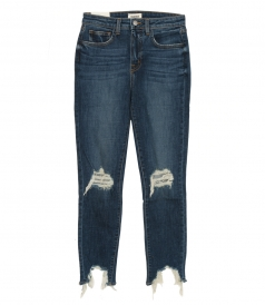 CLOTHES - HIGHLINE HIGH RISE SKINNY