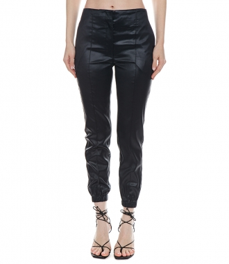 LACQUERED TAILORING JOGGER