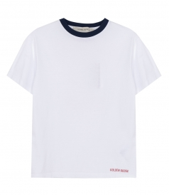 GOLDEN GOOSE  - GOLDEN T-SHIRT