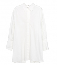 TOPS - CONCORDANCE OVERSIZED SHIRT