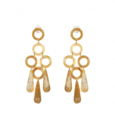 BIBI SMALL DANGLE EARRING