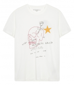 JOHN VARVATOS STAR - ELECTRIC SOUND TEE