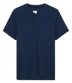 CLOTHES - CLASSIC SHORT SLEEVE HENLEY