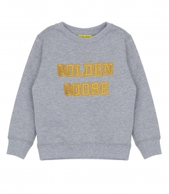GOLDEN GOOSE  - GOLDEN SWEATSHIRT