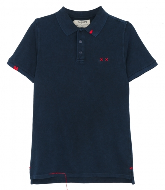 PROJECT E - WOODSTOCK PREPSTER POLO SLIM FIT