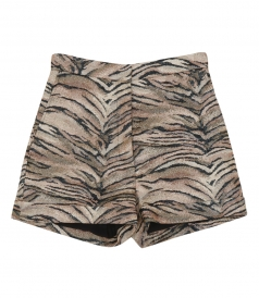 SHORTS - TIGERSKIN SHORTS