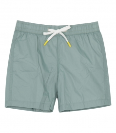 CLOTHES - KIDS LIGHTWEIGHT SOLID ACHILLE SWIM SHORTS
