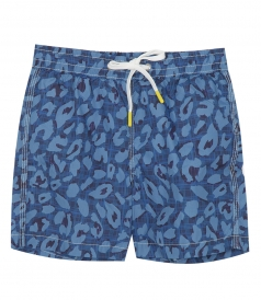 CLOTHES - KIDS CAMO ACHILLE SWIM SHORTS