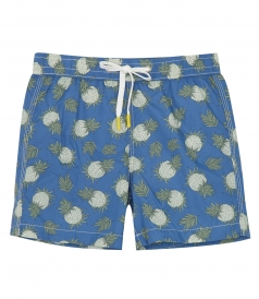 JUST IN - KIDS PINEAPPLE ACHILLE SWIM SHORTS