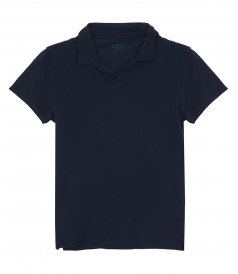 CLOTHES - KIDS COTTON PIQUE POLO