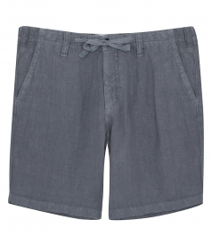 SHORTS - BOY LINEN BERMUDA