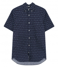 JUST IN - SIDE PRINTED SHIRT