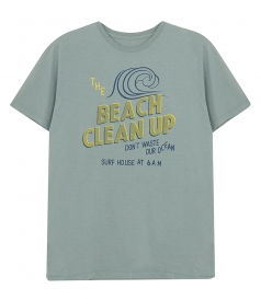 CLOTHES - BEACH CLEAN UP TEE