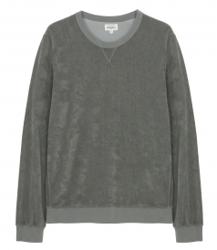 CLOTHES - TOWELLING SWEATSHIRT