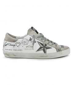 SHOES - TEXAS GRAFFITI SUPERSTAR SNEAKERS