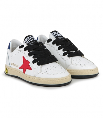 TEXAS PRINTED BALL STAR SNEAKERS
