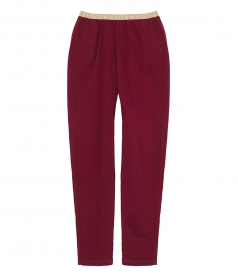 JUST IN - COTTON POVE PANTS