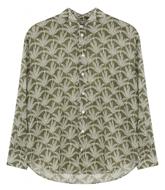HARTFORD - CHARLOT PALM TREES SHIRT