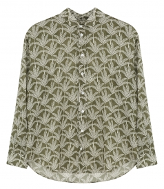 SHIRTS - CHARLOT PALM TREES SHIRT