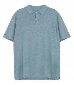 CLOTHES - LINEN POLO