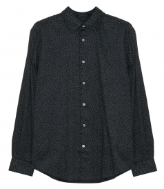 CLOTHES - SPORT SHIRT WITH SPLIT YOKE BAC