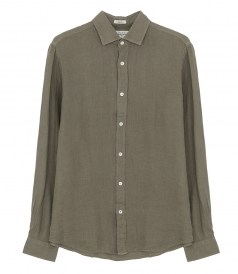 CLOTHES - SAMMY PAT LINEN SHIRT