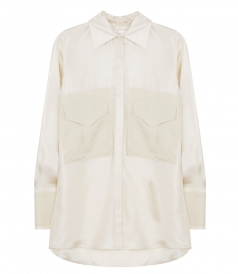 SHIRTS - PATCH POCKET SHIRT