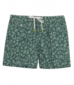 CLOTHES - CAMO PRINTED BOXER SWIMWEAR