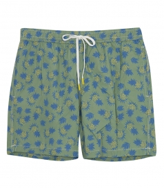 CLOTHES - PINEAPPLE' PRINTS SWIM SHORTS