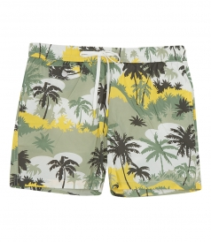JUST IN - PRINTED BOXER SWIMWEAR