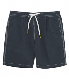 CLOTHES - SOLID CLASSIC LONG SWIM SHORTS