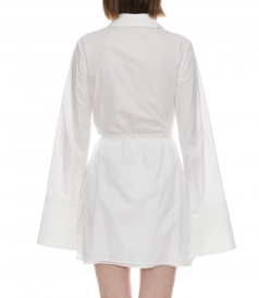 SAMOS SHIRT DRESS