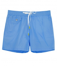CLOTHES - LIGHTWEIGHT SOLID BOXER SWIMWEAR