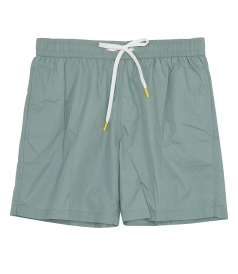 CLOTHES - LIGHTWEIGHT SOLID SWIM SHORTS