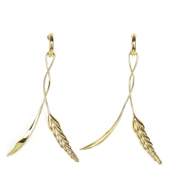 FINE JEWELRY - DIONYSOS LONG WHEAT EARRINGS