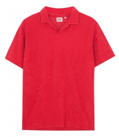 TOWELLING POLO