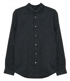 JUST IN - SPORT SHIRT WITH SPLIT YOKE BAC