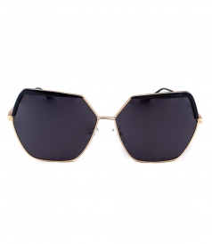 ACCESSORIES - MERCURY BLACK METALLIC ACETATE