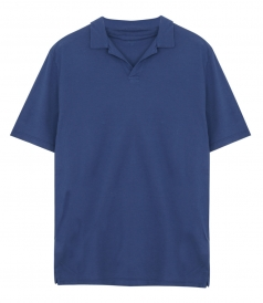 CLOTHES - COTTON PIQUE POLO