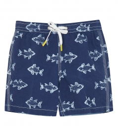 CLOTHES - KIDS ACHILLE SWIM SHORTS