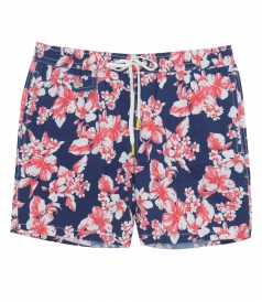 CLOTHES - PRINTED BOXER SWIMWEAR
