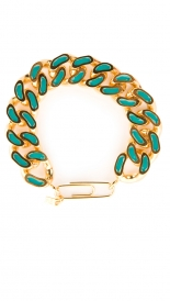 ACCESSORIES - WAIKIKI GOLD PLATED BRACELET