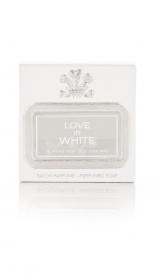 SOAP LOVE IN WHITE