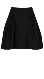 SALES - SKIRT WITH GATHERED SIDE PANELS