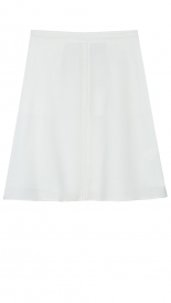 KNEE LENGTH - SOFT A LINE SKIRT