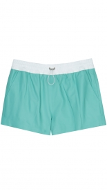 CLOTHES - MATTE LAMB TRACK SHORTS