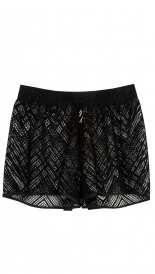 SHORTS - GATHERED SHORT