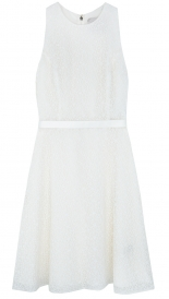 SALES - CORDED LACE HEM DRESS