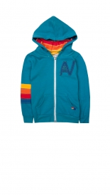 AVIATOR NATION - SIGNATURE KIDS ZIP HOODIE